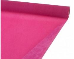 Упак.материал Veltico двухцветный 47см*5м фуксия+винный