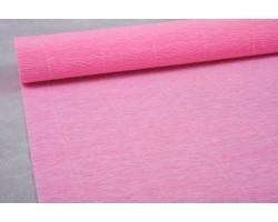 Бумага гофрированная простая 180гр 549 светло-розовая