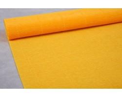 Бумага гофрированная простая 180гр 576 светло-оранжевая