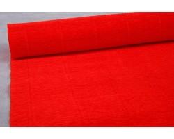 Бумага гофрированная простая 180гр 580 красная
