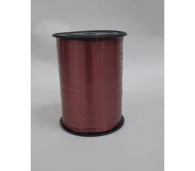 Лента-серпантин п/п 0,5см*250ярд 177 IT коричневый