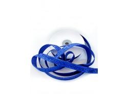 Лента бархатная 15/55 1,5см*10м бурлеск синий