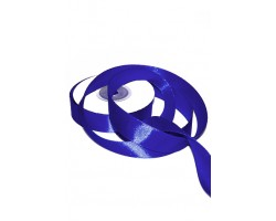 Лента атлас-сатин 20/55 2,0см*20м глубокий синий