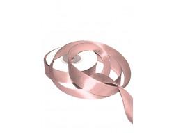 Лента атлас-сатин 20/62 2,0см*20м нежно-розовый