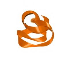 Лента атлас-сатин 20/35 2,0см*20м оранжевый