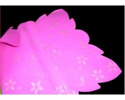 Салфетка CartaPack M1 Ботаника (упак.50шт) малиновый