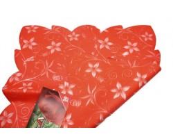 Салфетка CartaPack M1 Ботаника (упак.50шт) оранжевый