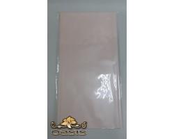 Набор однотонной матовой пленки с перламутром 58*58см (20лист) светло-розовый 5500012978720