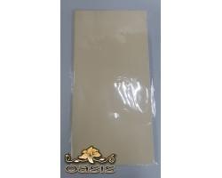 Набор однотонной матовой пленки с перламутром 58*58см (20лист) светло-желтый 5500012978723