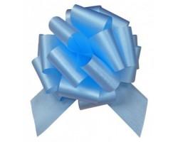 Бант шар 321-40 32мм голубой шт.