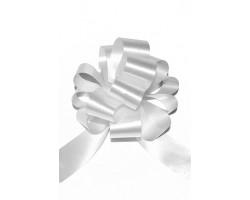 Бант шар 321/00 32мм однотонный белый шт.