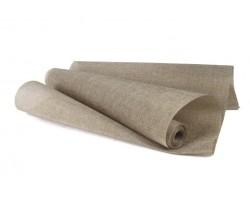Лен искусственный 47см*4,5м натуральный песочный арт.64350