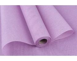 Лен искусственный 47см*4,5м лавандово-розовый арт.64346