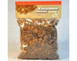 Кокосовые чипсы 0.7л САДЫ АУРИКИ