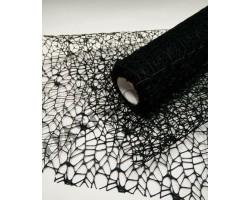 Сетка Ажурная 50см*4,57м черная
