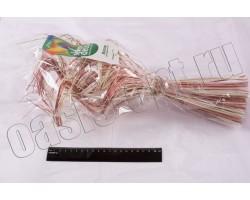 Ветки декоративные ting-ting 120шт. D20*H40см розовый