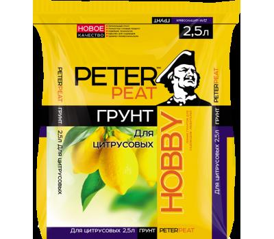 Для цитрусовых PETER PEAT линия HOBBY 2,5л