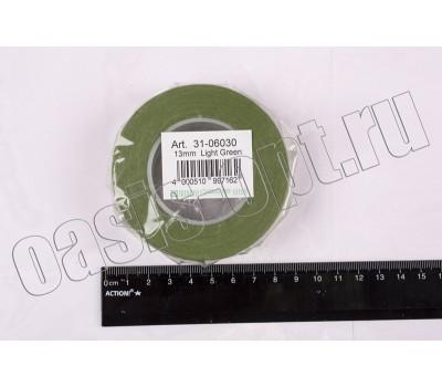 Тейп Oasis 12мм*27м 6030 светло-зеленый (упак.2шт)