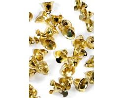 Колокольчик 116/75 D1,6см золотой (упак.5шт)