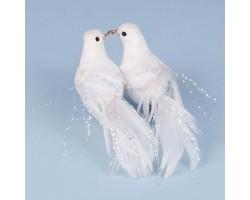 Свадебный голубь Совет да любовь 16см (упак.12шт) арт.16106