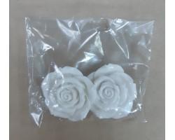 Акрилик 17/01 Роза-гигант D4,5см (2шт)