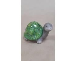 Сувенир Черепашка 8см зеленый арт.593864