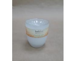 Свеча в стакане 8*7см 23 часа с запахом Летний свет