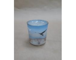 Свеча в стакане ароматическая 8*7,3см Nort Sea Dunes