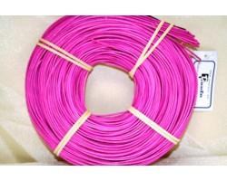 Лоза ротанг 1,75мм 100гр ярко-розовый