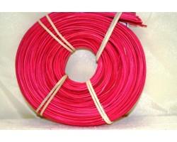 Лоза ротанг 1,75мм 100гр ярко-красный