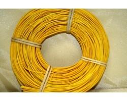 Лоза ротанг 1,75мм 100гр желтый