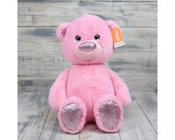 Пушистик Медвежонок розовый 22см арт.OT3001/22