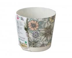 Горшок Easy Grow с прикорневым поливом D12см 0,75л цветочный дом