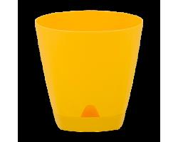 Горшок AMSTERDAM с прикорневым поливом D14см 1,35л спелая груша