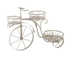 Подставка для цветов Велосипед (металл) 73*28*51см 123-184