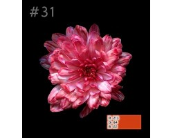 Краска для окрашивания срезанных цветов 1л 31 киноварь