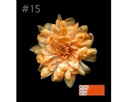 Краска для окрашивания срезанных цветов 275мл 15 апельсиновая