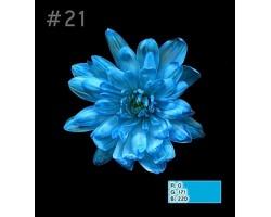 Краска для окрашивания срезанных цветов 1л 21 голубой