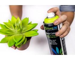 Краска-спрей Floralife Aqua 400мл 30-20630 yellow green