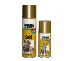 Краска-спрей SPR 150мл Pro Florist gold