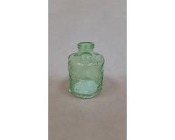 Ваза (стекло) D6*H8см зеленое яблоко 5500012075103