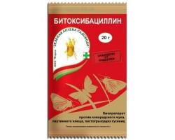 Битоксибациллин 20гр Зеленая аптека садовода