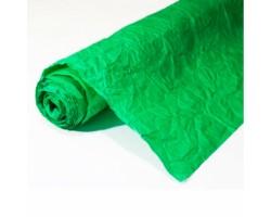 Бумага жатая влагостойкая однотонная 70-75см*5м зеленый
