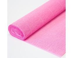Бумага гофрированная простая 180гр 554 розовая