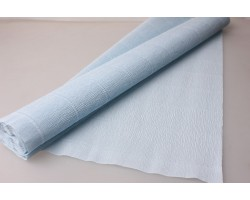 Бумага гофрированная простая 180гр 559 нежно-голубая