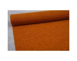 Бумага гофрированная простая 180гр 567 светло-коричневая