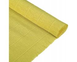 Бумага гофрированная простая 180гр 579 светло-оливковая