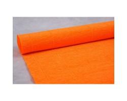 Бумага гофрированная простая 180гр 581 оранжевая