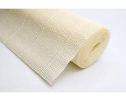 Бумага гофрированная простая 180гр 603 слоновая кость