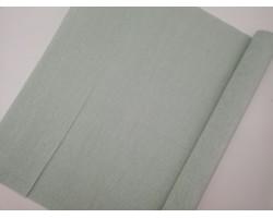 Бумага гофрированная простая 180гр 621 серо-зеленый